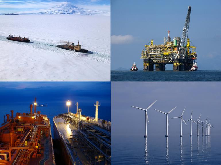 Ocean-offshore-artctic-engineering